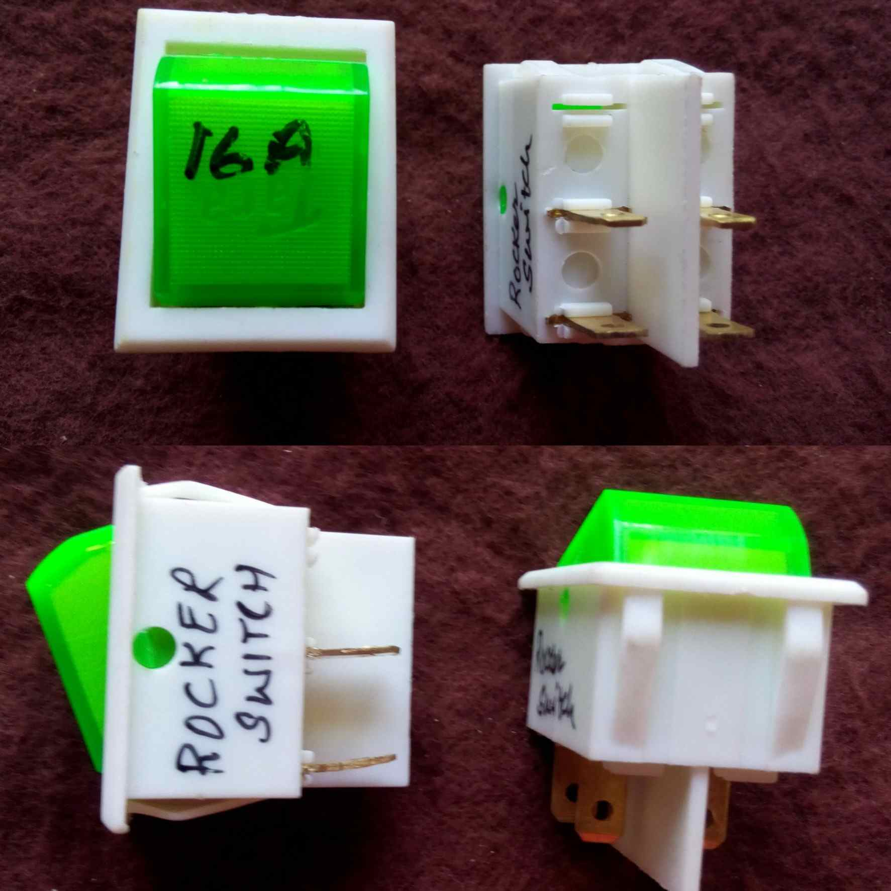 Manufacturer Supplier Of Rocker Switch In Mumbai India