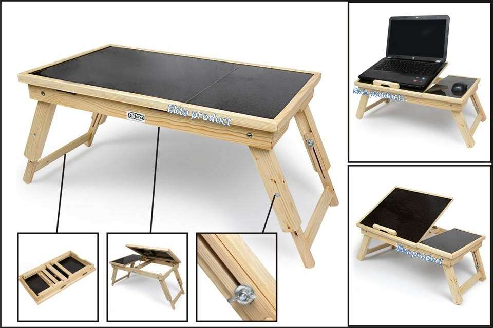 Multi Use Table manufacturer and supplier of multi use laptop table (c) in mumbai